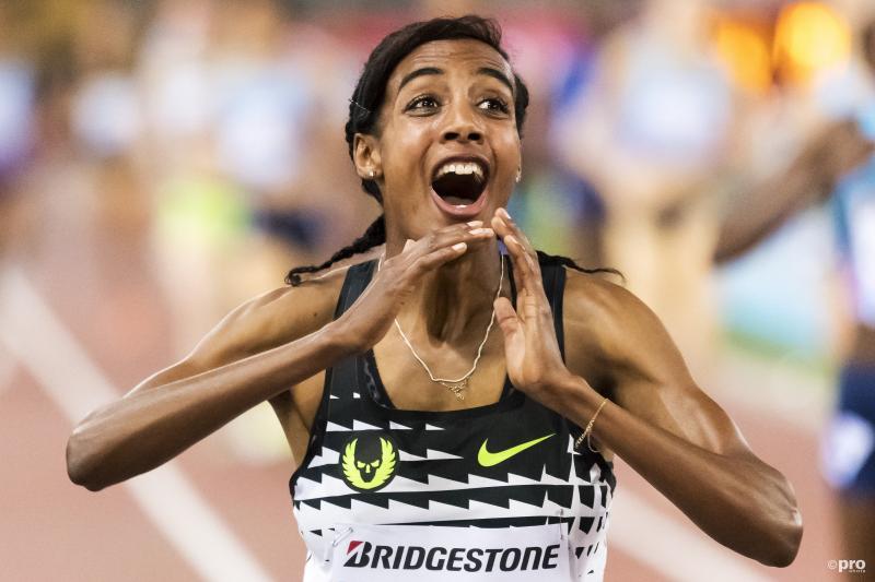Nederlands record Hassan op 3000 meter (Pro Shots / Insidefoto)