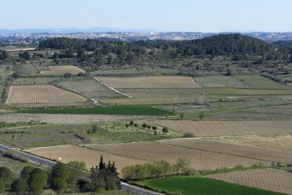 Ook de natuur is hier niet al te interessant (Foto: Panoramio)