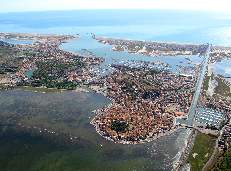 Nog een blik op Gruissan (Foto: Panoramio)