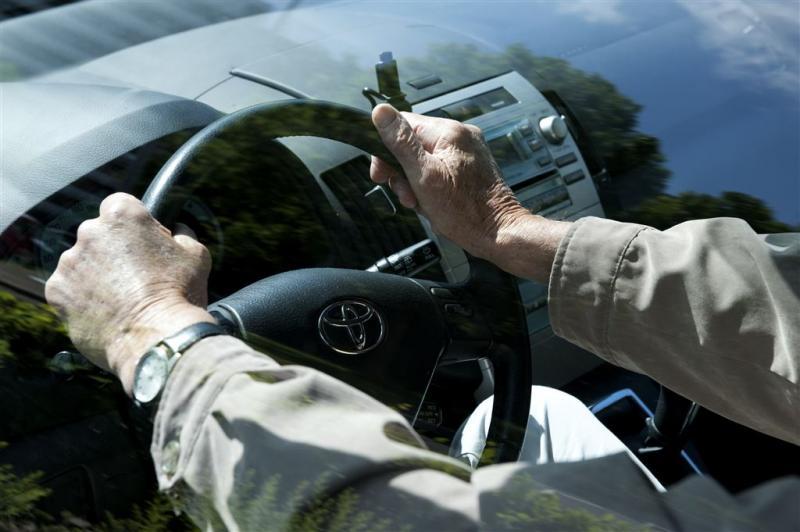 Automobilist trekt mes bij verkeersruzie