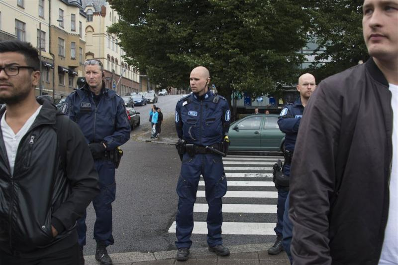 Nieuwe huiszoekingen in Finse stad na aanslag