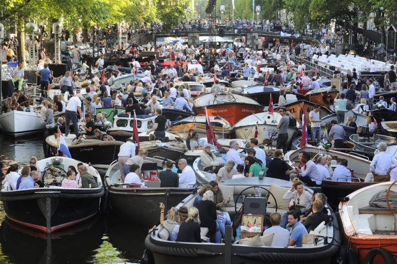Grachtenfestival trekt 56.000 bezoekers