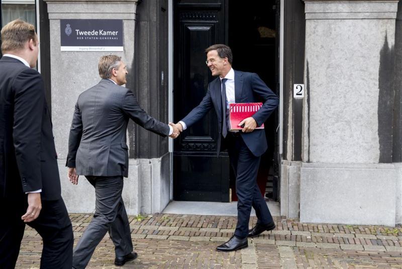VVD legt wensen PvdA voor aan formatiepartners
