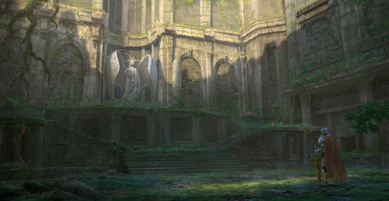Monolith Soft Art 2