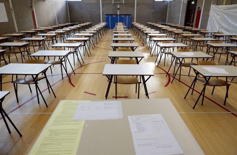 Gezakte scholiere vecht uitslag examen aan