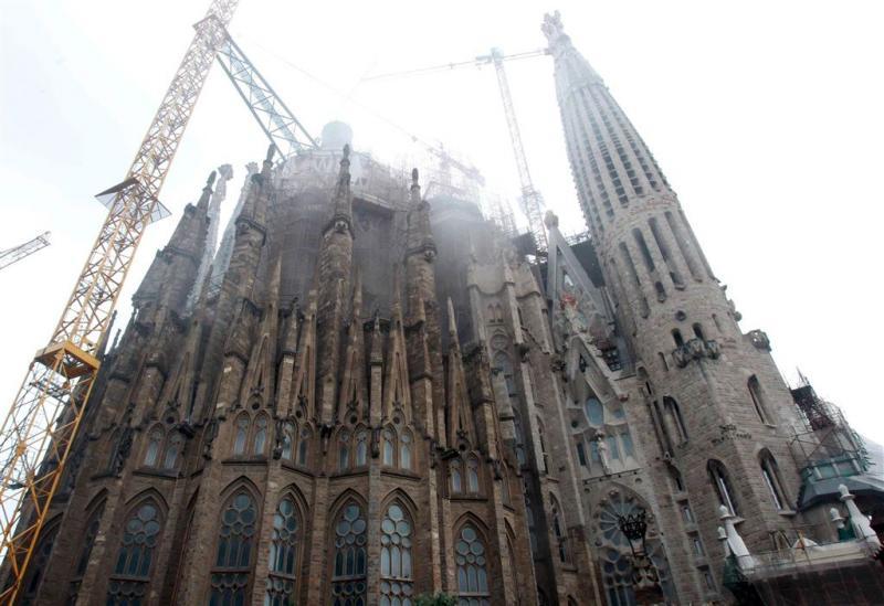 'Terreurcel plande aanslag op Sagrada Familia'