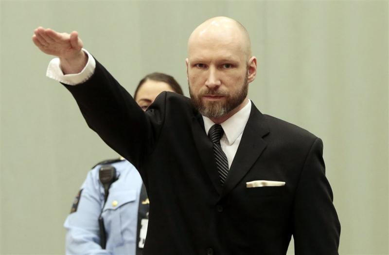 Netflix maakt film over terrorist Breivik