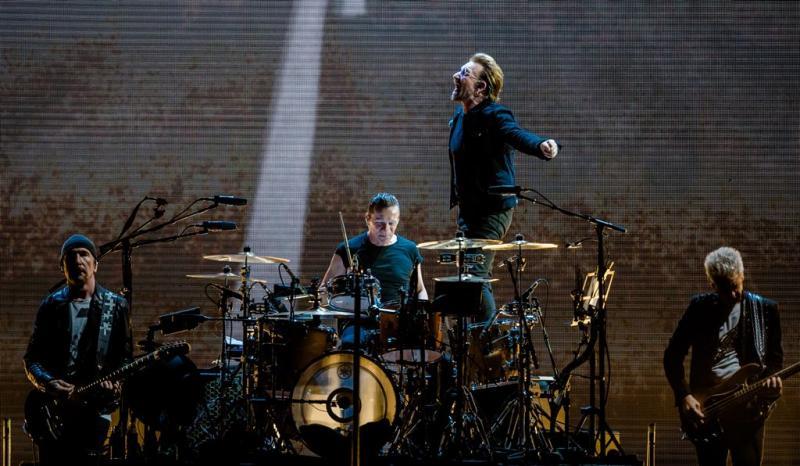 Geheimzinnige brief voor fans U2