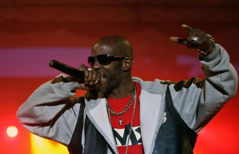 Rapper DMX gaat vrijwillig afkicken