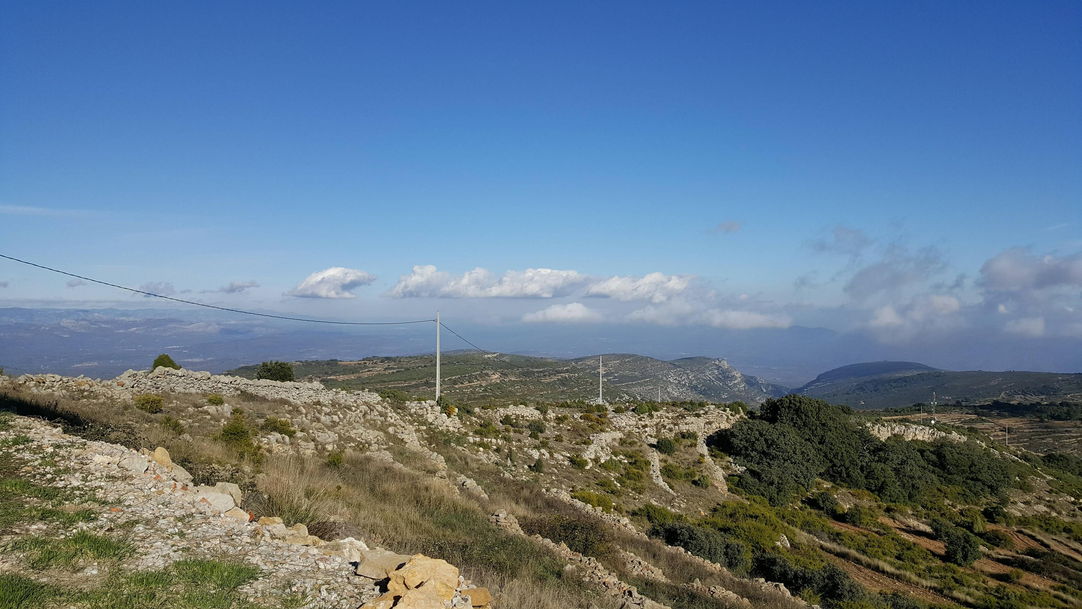 Ook de klim naar Serratella levert fraaie plaatjes op (Foto: Panoramio)