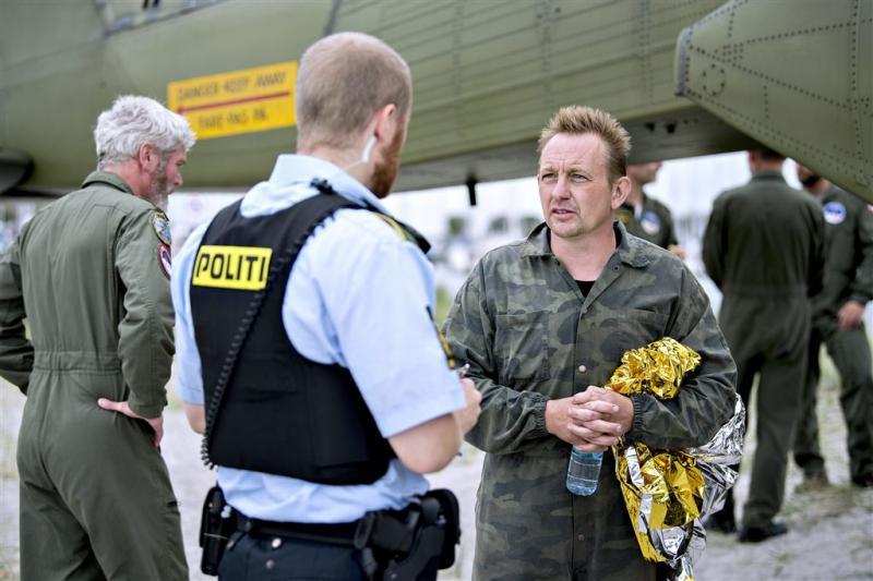 Deens OM verdenkt duikbootbouwer nu van moord