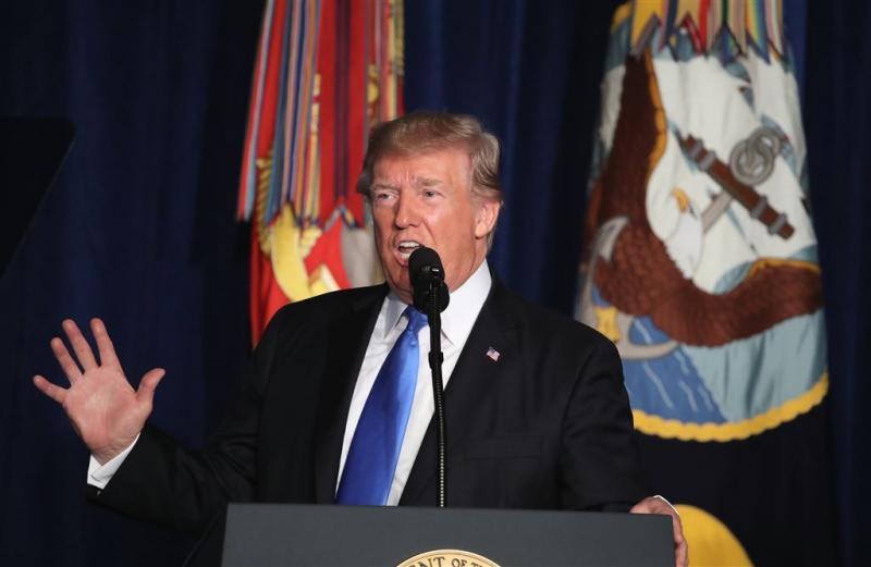 Trump slaat opeens heel andere toon aan
