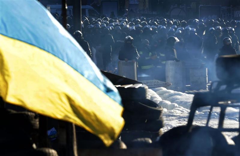 Nieuwe wapenstilstand Oekraïne in werking