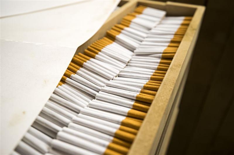 Sigaret met gaatjes in filter even schadelijk