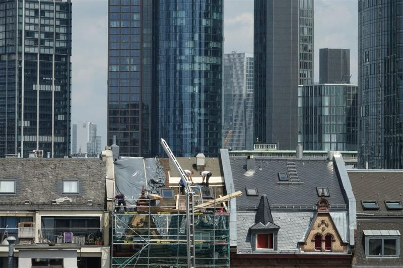 Duitse economie groeit verder