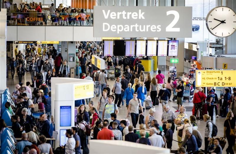 Schiphol blijft opschalen in drukke periodes