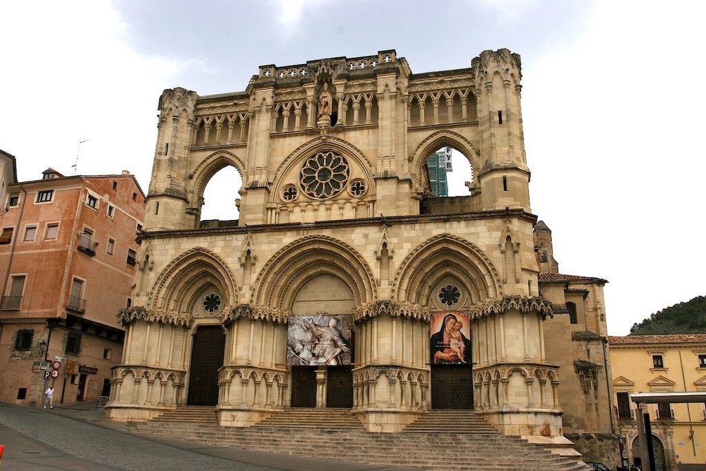 Een eerste blik op Cuenca (Foto: Panoramio)