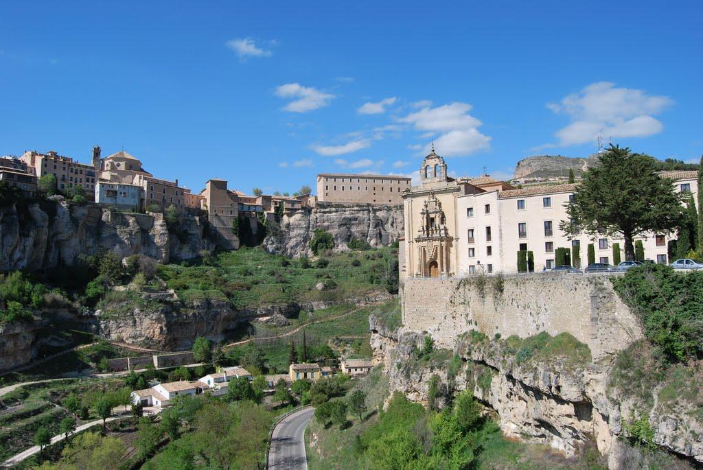 Cuenca ligt er mooi bij (Foto: Panoramio)