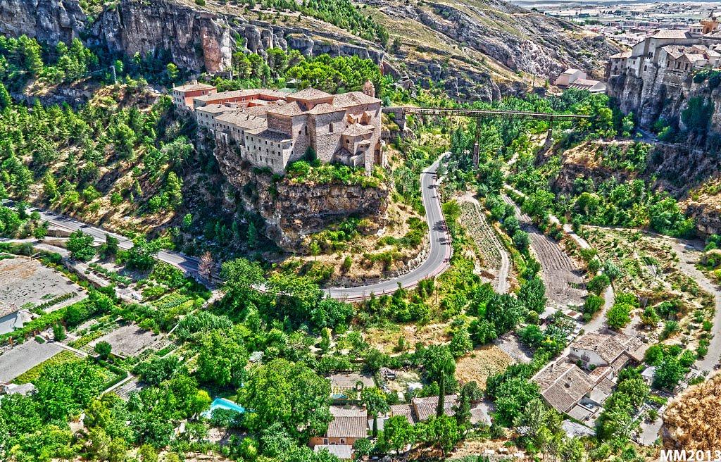 Toch nog één majestueuze blik op de omgeving (Foto: Panoramio)