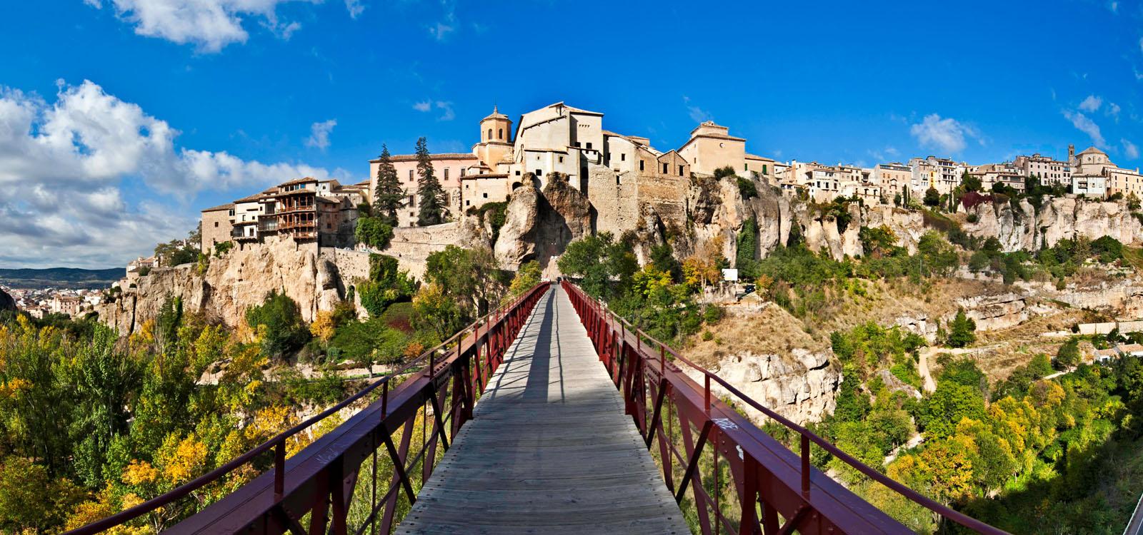 Nog één blik op Cuenca (Foto: Panoramio)