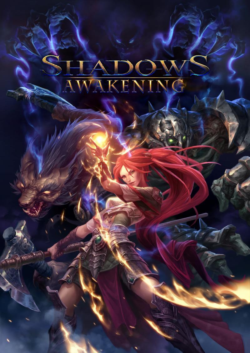 Shadows: Awakening - Poster