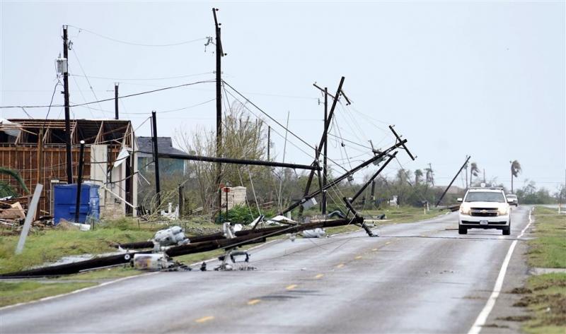 'Ergste schade komt nog na storm Harvey'
