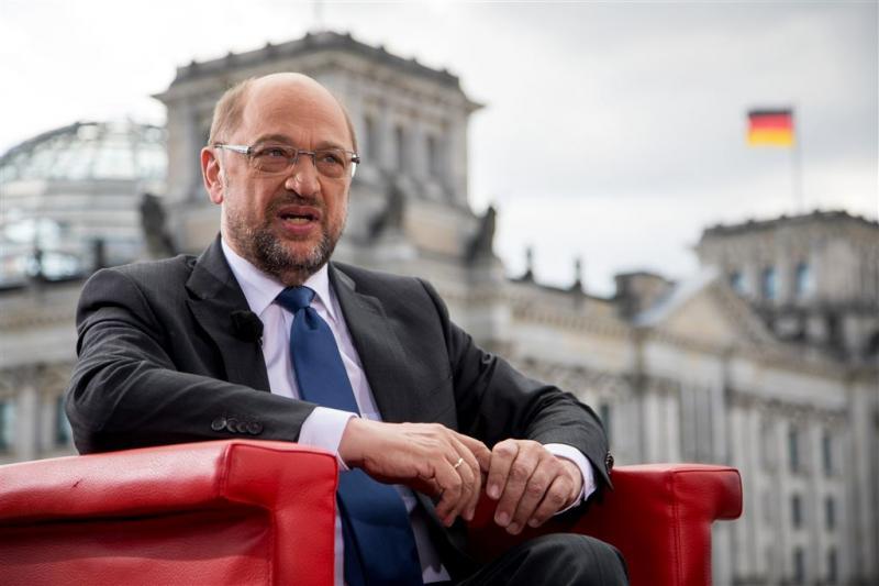 Schulz: Merkel is gevoel voor realiteit kwijt