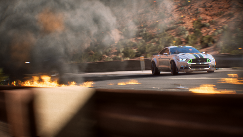 Need for Speed Payback - Burning Rubble (Foto: Electronic Arts)