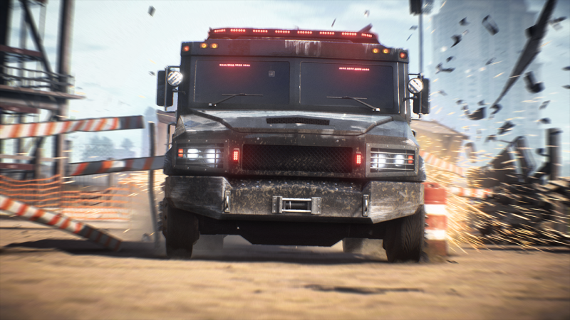 Need for Speed Payback - Rhino (Foto: Electronic Arts)