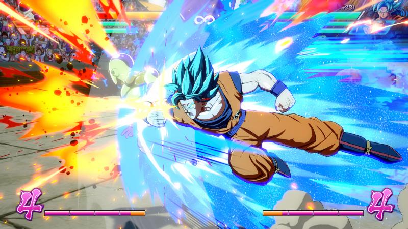 Dragon Ball FighterZ - SSGSS Goku (Foto: Bandai Namco)