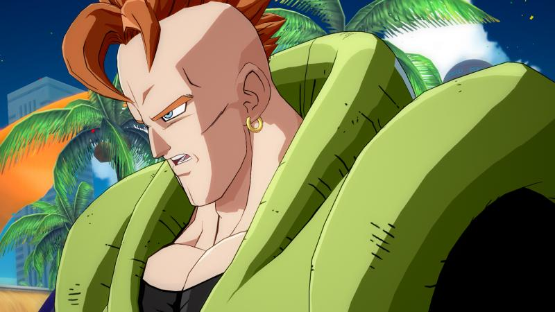 Dragon Ball FighterZ - Android 16 (Foto: Bandai Namco)