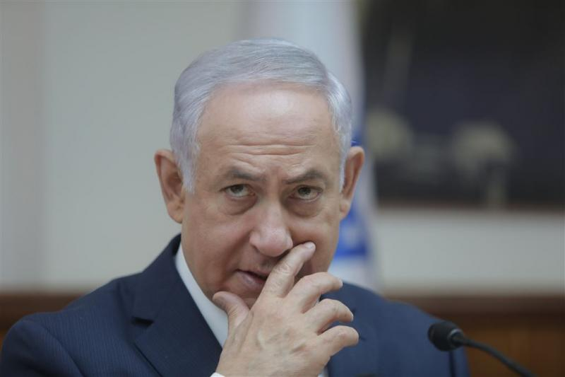 Netanyahu: Iran bouwt raketsites in Syrië