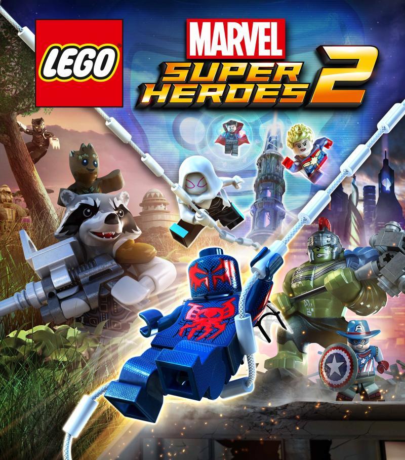 LEGO Marvel Super Heroes 2 - poster