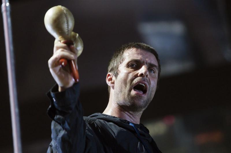 Liam Gallagher woest na diefstal zonnebril