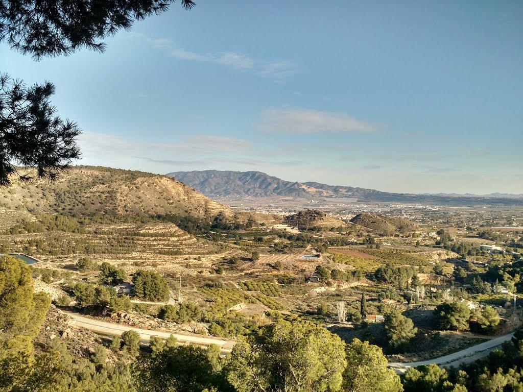 Nog eens een blik op de mooie omgeving hier (Foto: Panoramio)