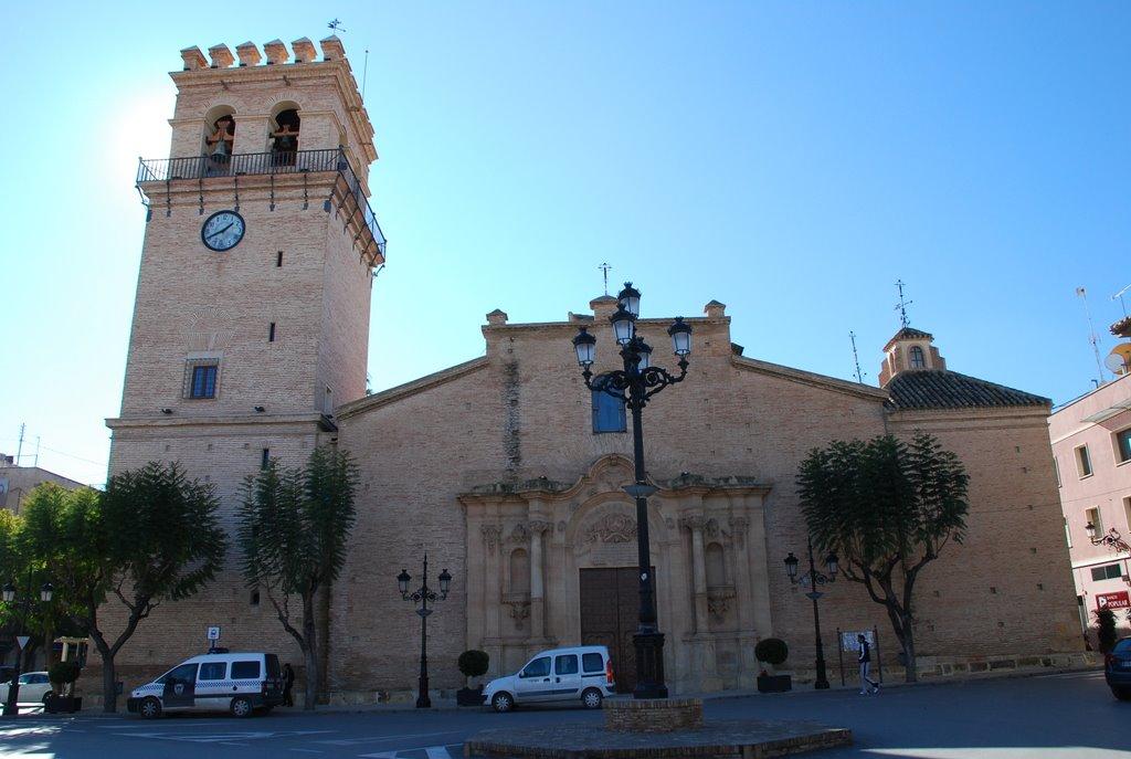 Prima kerk in Totana (Foto: Panoramio)