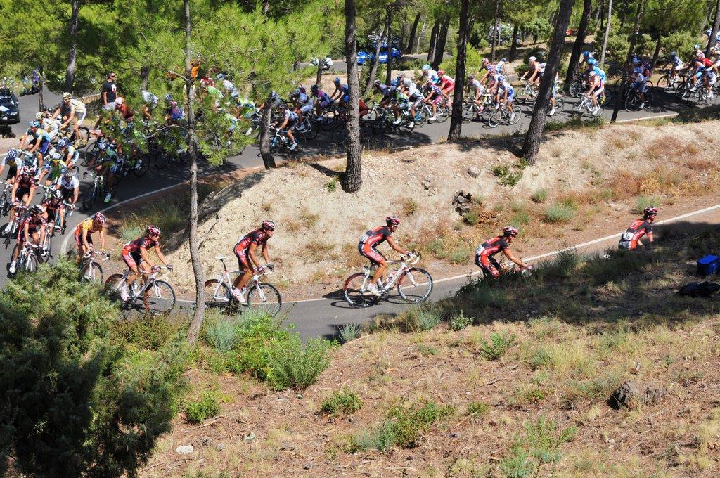De Vuelta is hier eerder geweest (Foto: Panoramio)