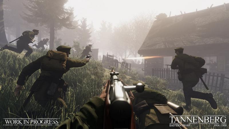Tannenberg - Fight (Foto: M2H/Blackmill )