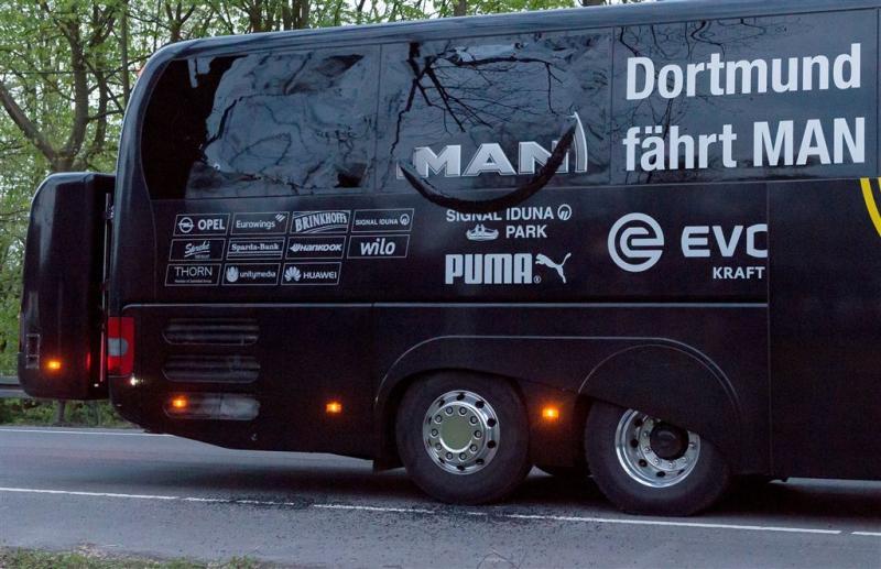 Aanslag Duitse spelersbus is poging tot moord