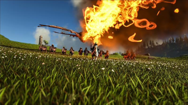 ARK: Survival Evolved - Phoenix