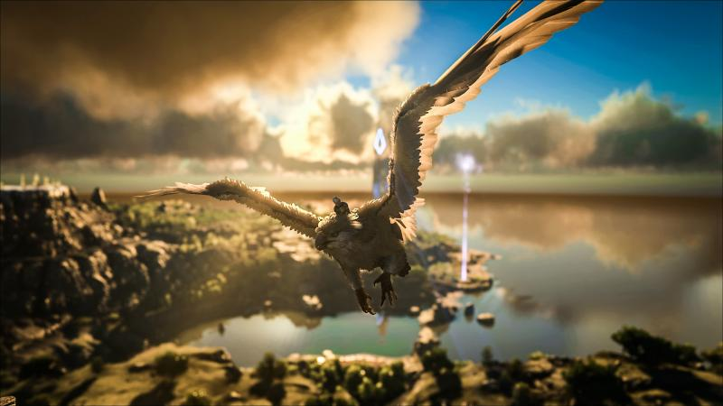 ARK: Survival Evolved - Griffioen