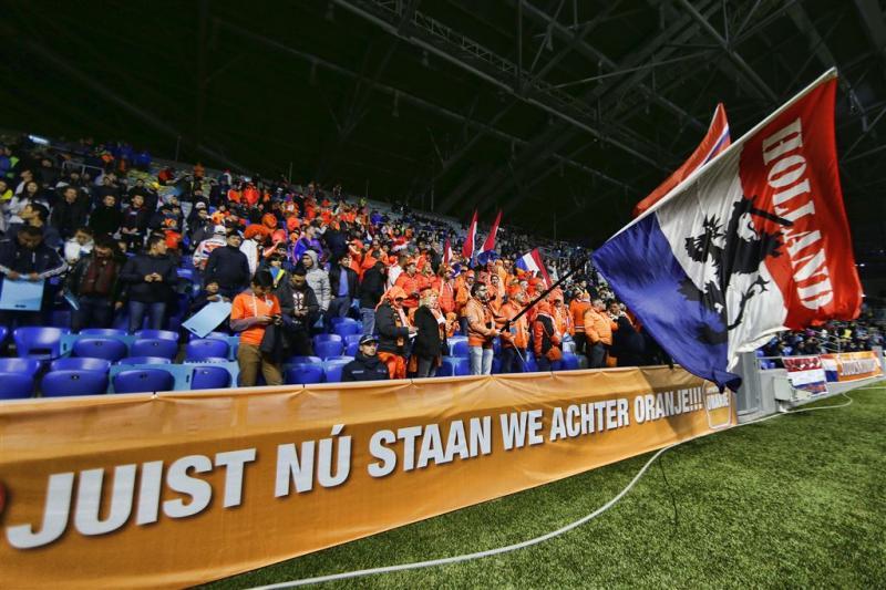 'Bestuur Supportersclub Oranje verrijkte zich'