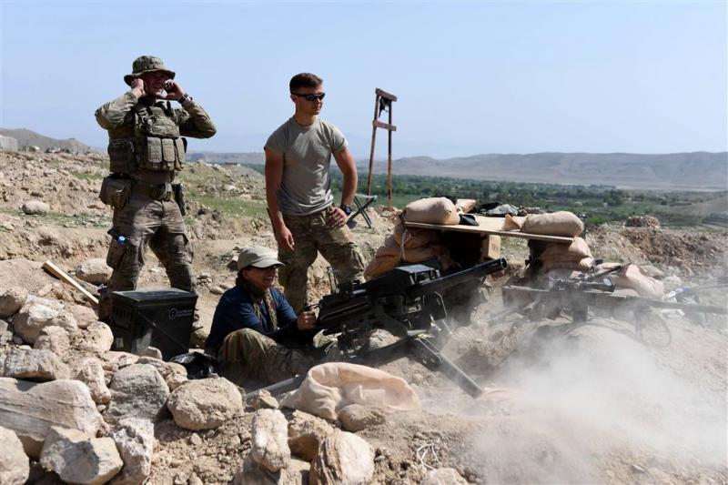 Pentagon: al 11.000 militairen in Afghanistan