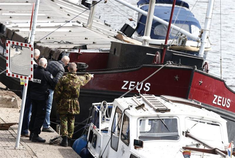 24 jaar geëist voor explosie woonboot Wormer