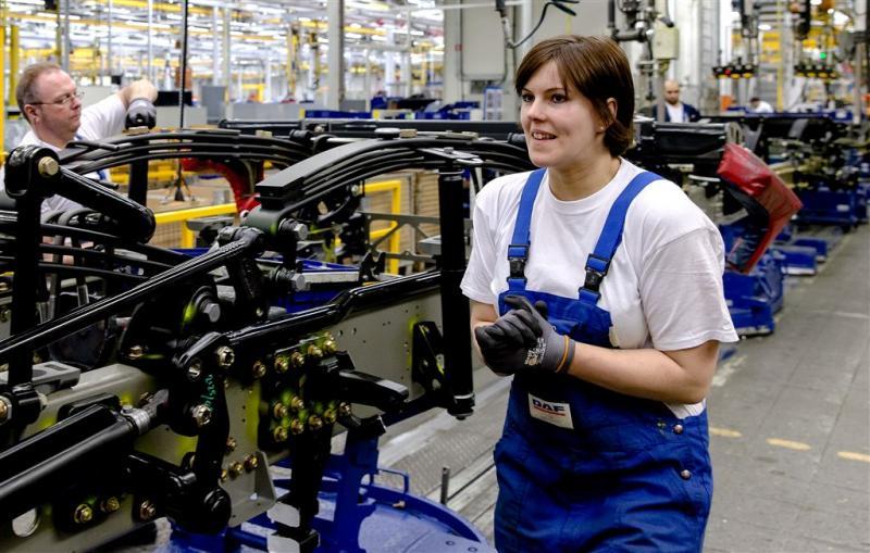 Nederlanders werken relatief weinig uren