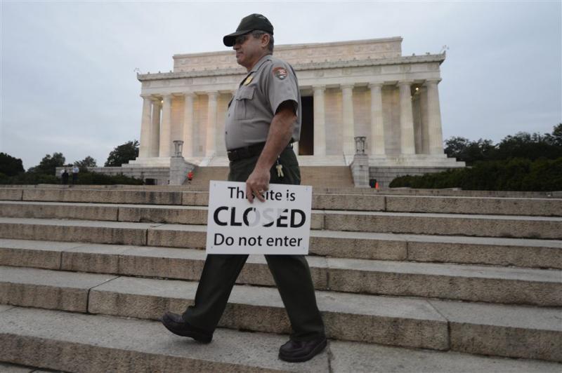 'Shutdown in VS kan grote impact hebben'