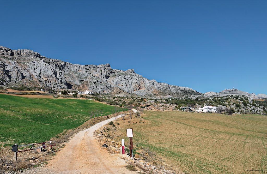 Prachtige rotspartijen in de Torcal de Antequera (Foto: Panoramio)