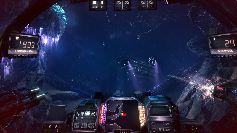 Aquanox - Cockpit