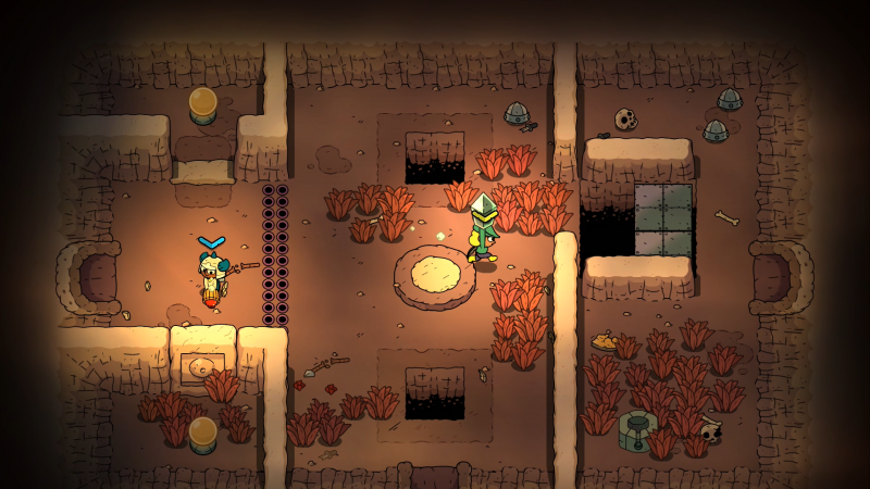 The Swords of Ditto - Dungeon