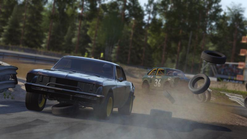Wreckfest - Eat my Dust!